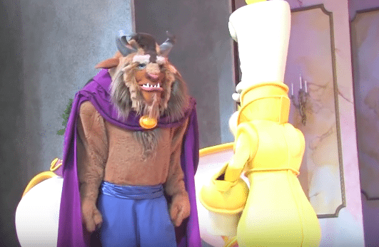 Beauty and the Beast--Live on Stage
