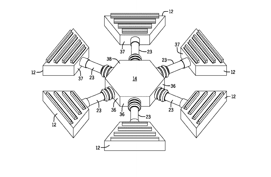 New Universal Studios Patents Reveal Moving Puzzle Theater Tech