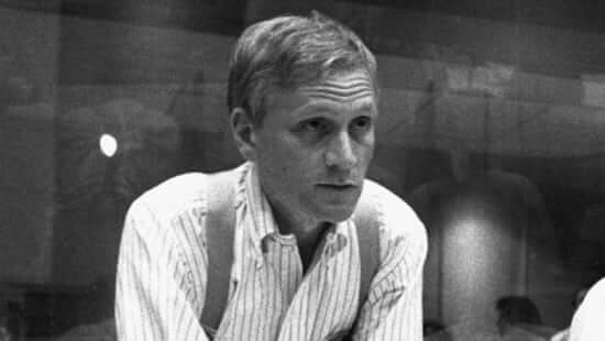Disney Legend Howard Ashman. Image Copyright Disney.