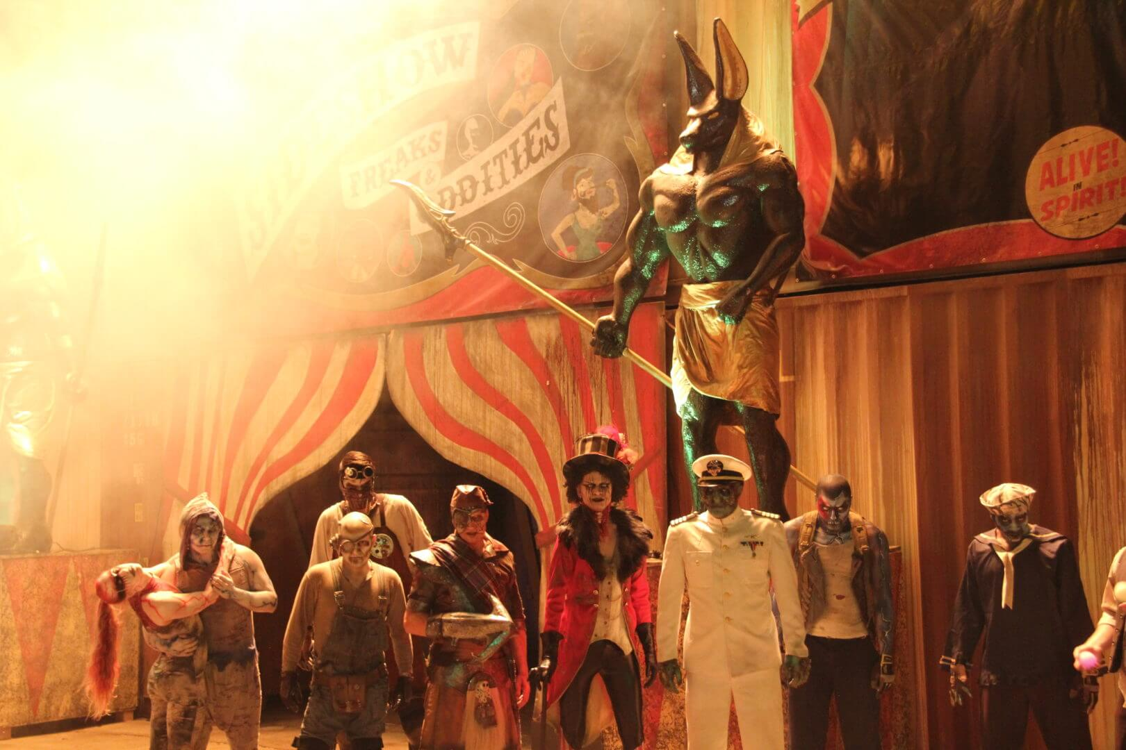 Sinister Circus haunted summer costume ball to take place on the ...