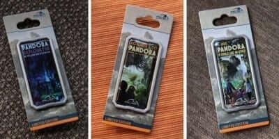 Pandora Pins