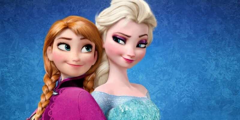 Na vlásku [Tangled] vs Ľadové kráľovstvo [Frozen] (Súboj rozprávok) Frozen-800x400