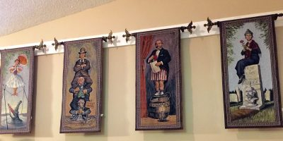 Haunted Mansion collectibles - Haunted Mansion Tapestries