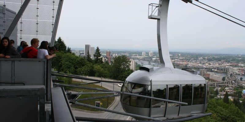Gondola Transportation