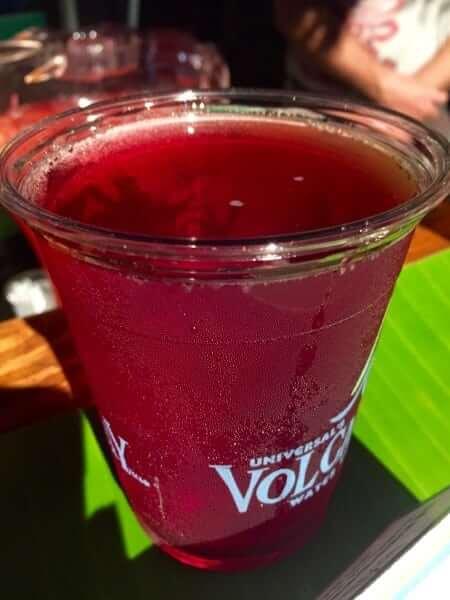 Volcano Bay Elderberry Cider