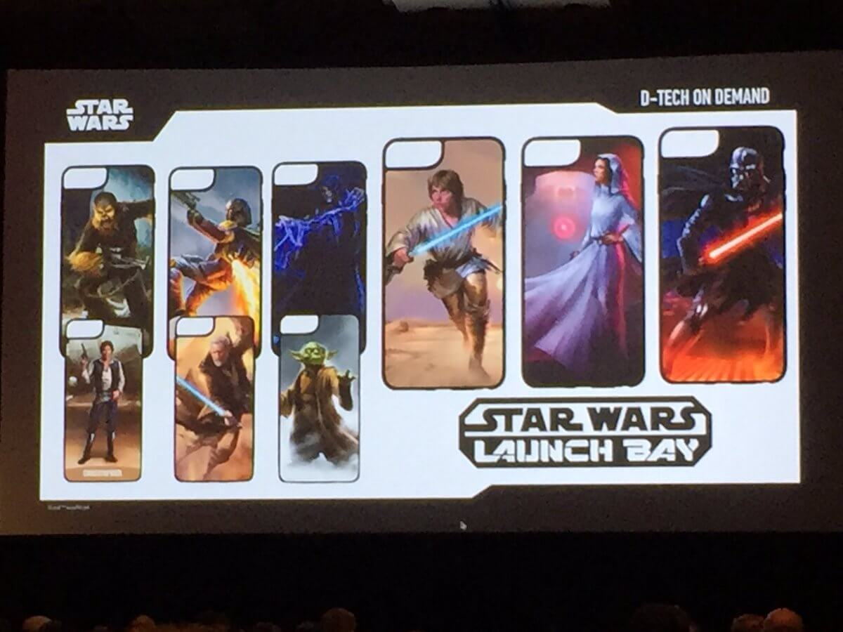 Star wars theme park merchandise sneak peek given at for Merchandising star wars