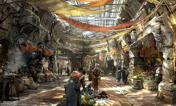 New Details Revealed for Disney's Star Wars Land Theme Parks