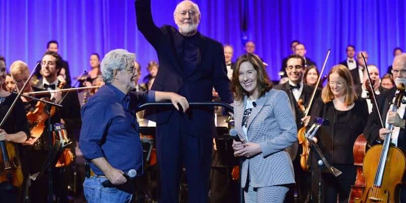 Image result for star wars celebration 2017 john williams