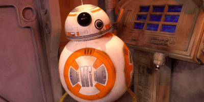BB-8 Character Meet