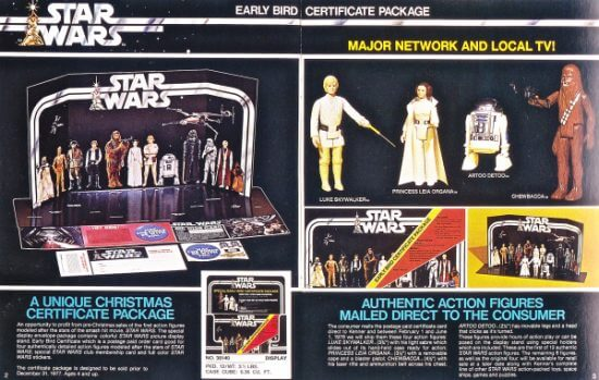 Retro Retail How Quot Star Wars Quot Changed Movie Merchandising