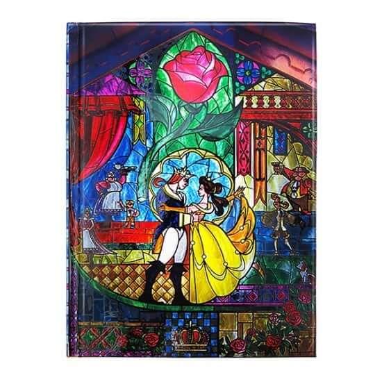 jslt_beauty_and_beast_stained_glass_journal
