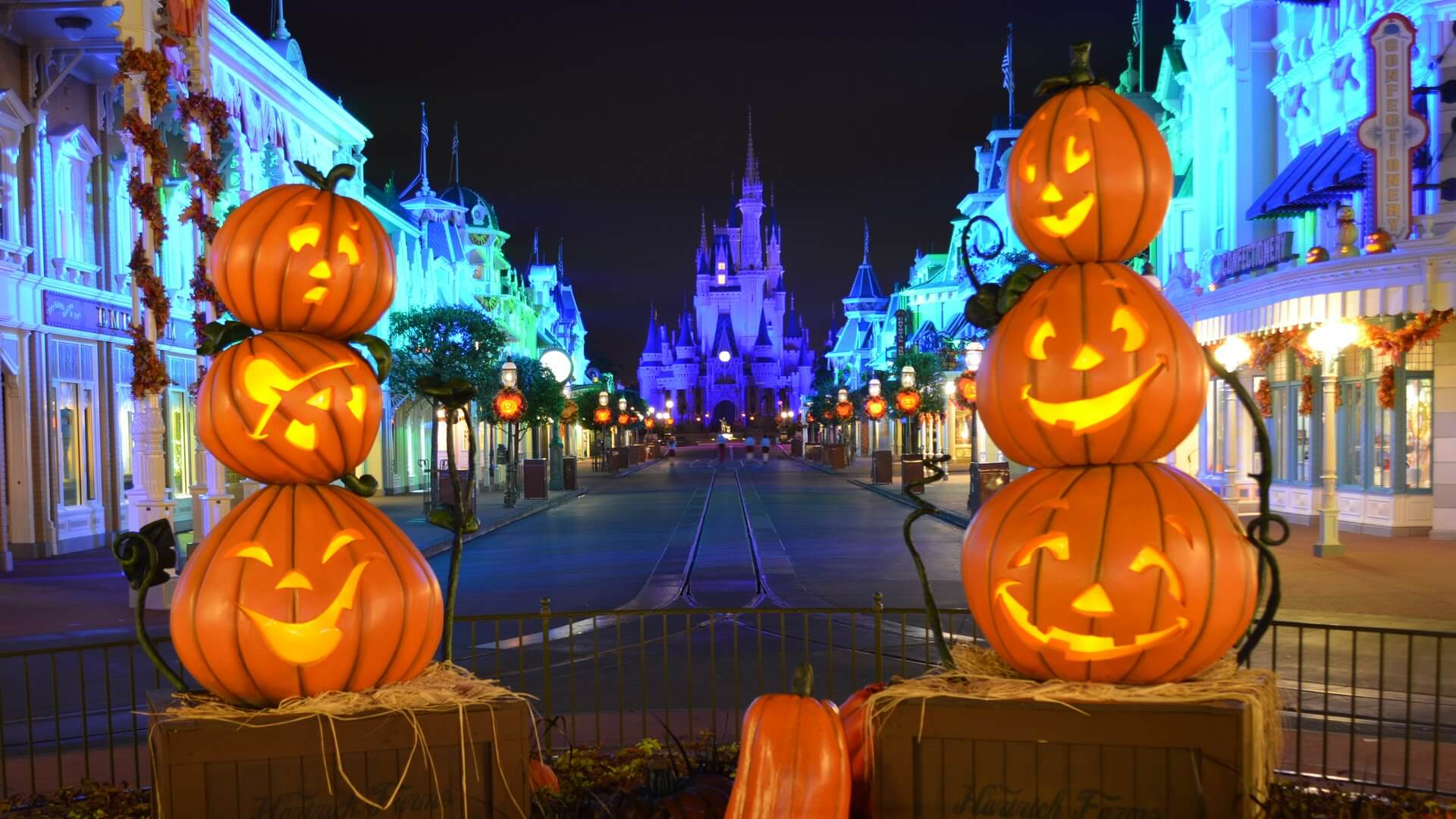 Dates announced for Mickey's Not-So-Scary Halloween Party and Very ...