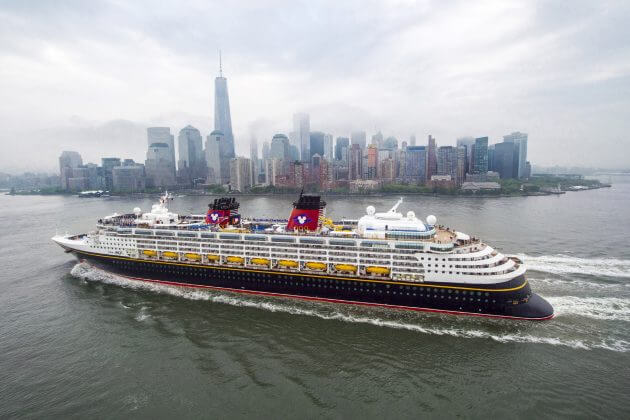 Disney Cruise Line Announces Two First-Time Sailings For 2018