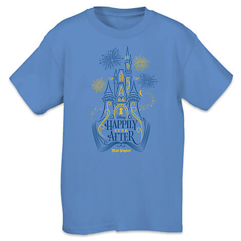 Limited wishes farewell t shirts from disney store help for Disney happily ever after shirt