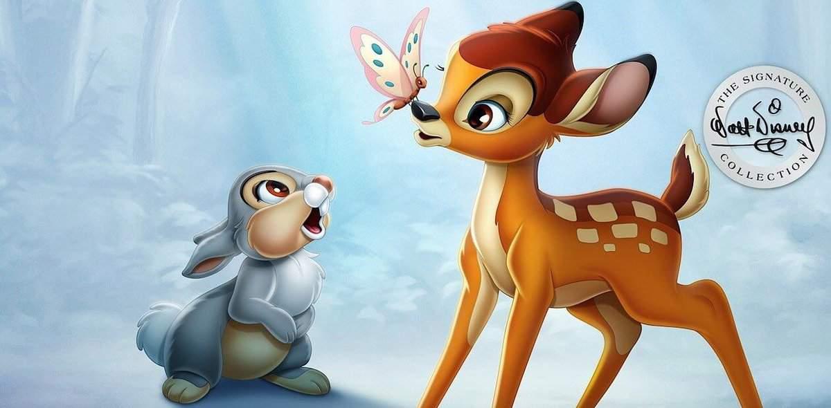 Bambi Zeichentrick