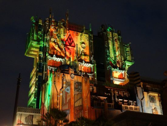 Video Disneyland S Guardians Of The Galaxy Ride Is Even