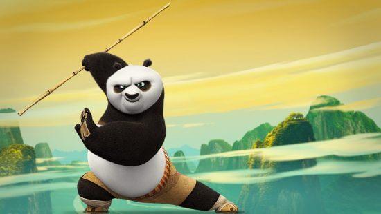 Po, Kung Fu Panda
