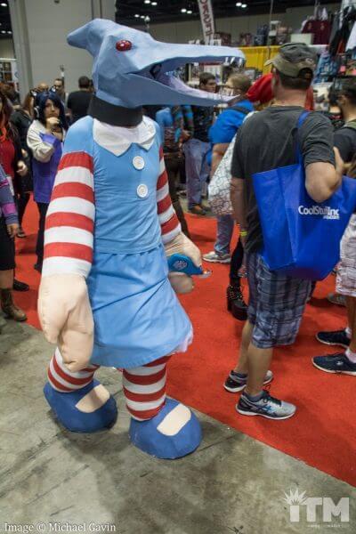 VIDEO: Crazy, creative cosplay of MegaCon 2017 dominates