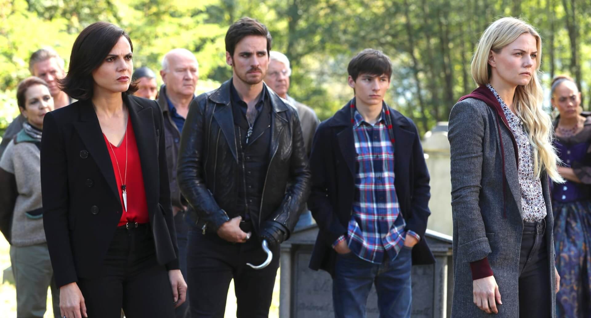 """ABC's """"Once Upon a Time"""" has been renewed for a seventh"""