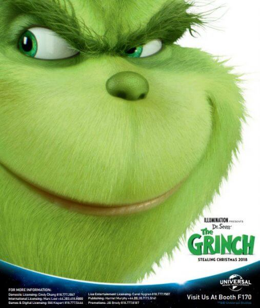 The Grinch Grinches The Cat In The Hat Live Action