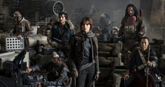 rogue one full cast