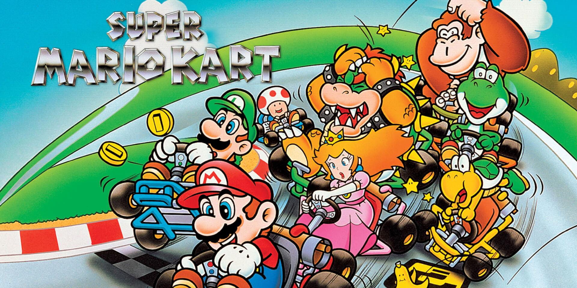 Super nintendo world trademark hints at mario kart ride for super nintendo world trademark hints at mario kart ride for universal studios publicscrutiny Choice Image