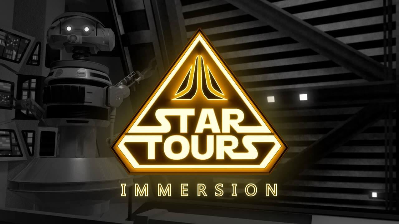 Disneyland Star Tours Last Jedi