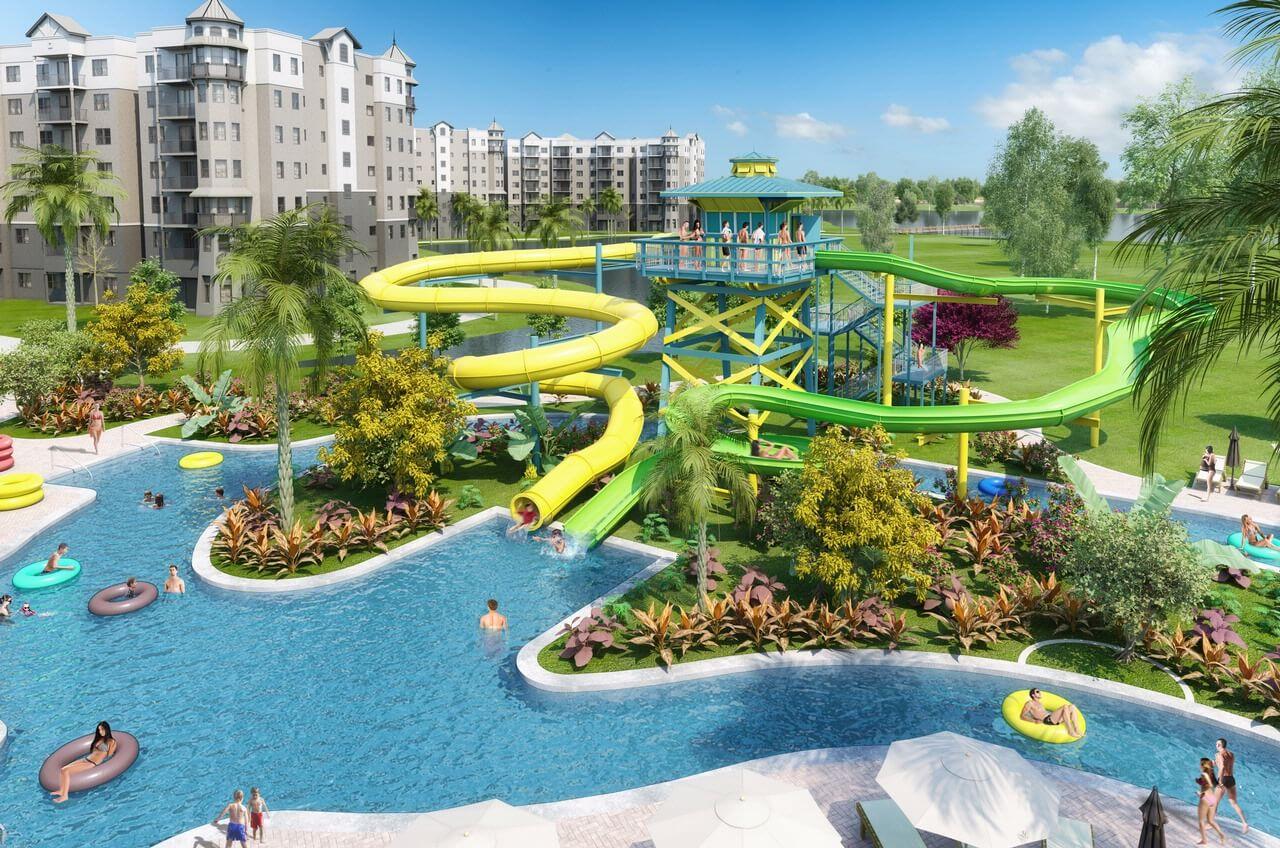 The Grove Resort Spa Breaks Ground On New Surfari Water Park Just Outside Orlando Inside