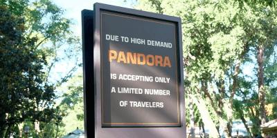 Pandora - The World of Avatar Grand Opening