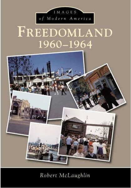 Freedomland 1960 - 1964 book