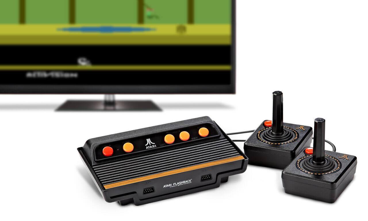 Review: Atari Classics 10-in-1 TV Games