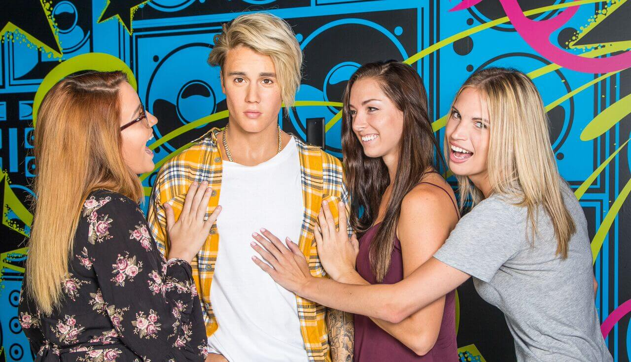 PHOTOS: New Justin Bieber wax figure unveiled at Madame Tussauds ...