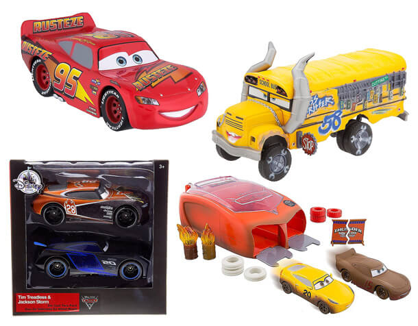 New Cars 3 Magicband Pins Collectibles Race Into Shops Across