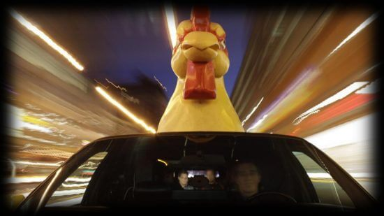 Chicken Limo