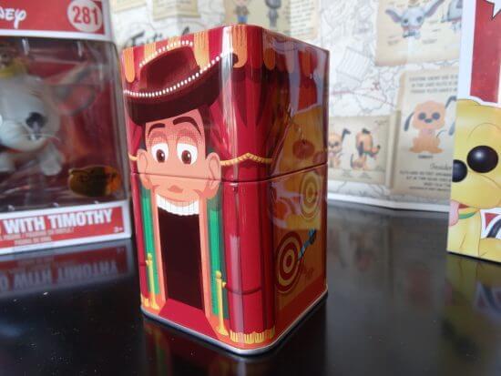 Unboxing Funko Disney Treasures Mystery Subscription Box