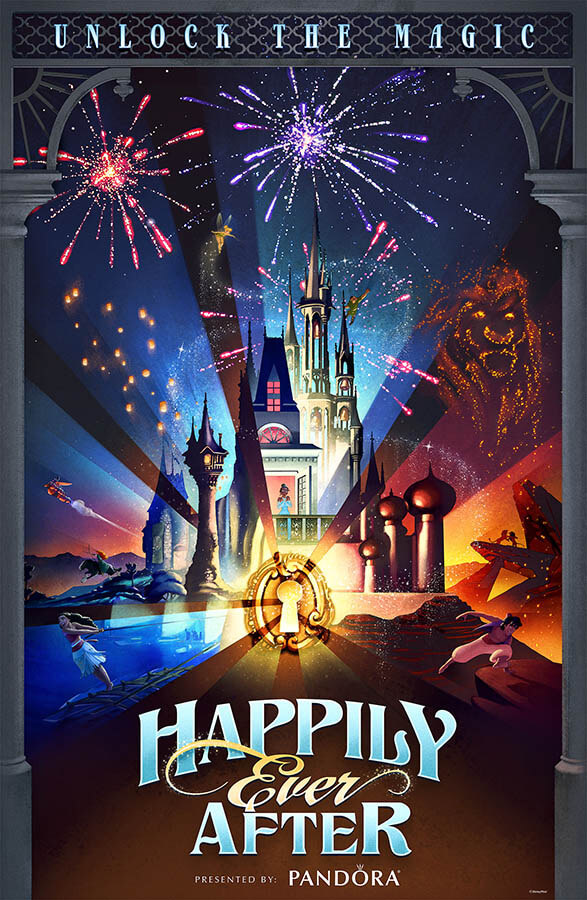 Colorful New Quot Happily Ever After Quot Merchandise Now