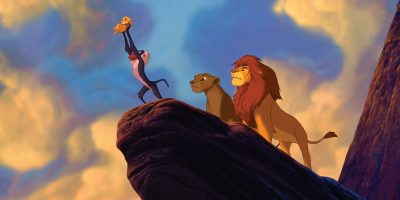 Animated The Lion King