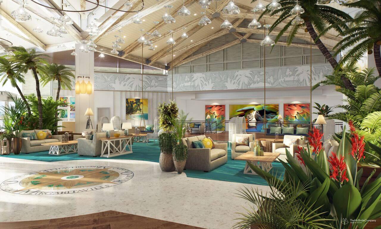 Home Design Furniture Tampa First Look Margaritaville Resort Orlando Reveals Carefree