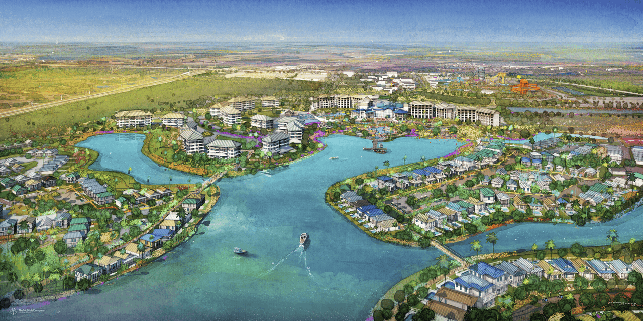 First Look Margaritaville Resort Orlando Reveals Carefree