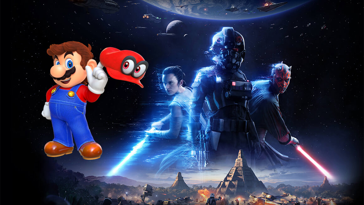 Assez E3 2017 - Battle of the Theme Park Franchises video game showdown  LX03