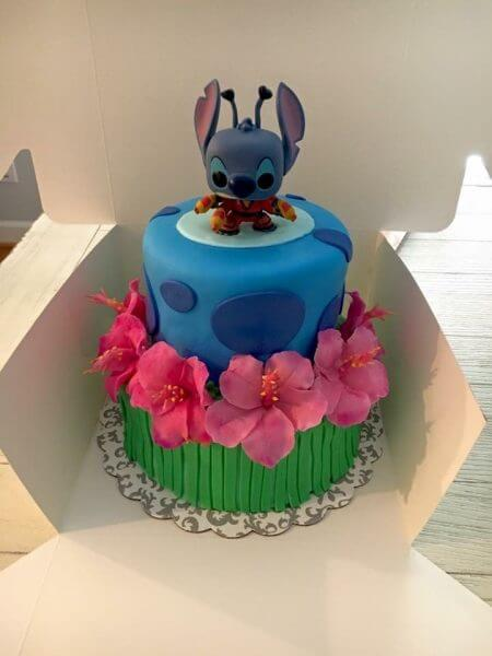 Photos Lilo And Stitch Cakes Fit For A Wedding Or Any