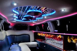 Chicken Limo - inside view