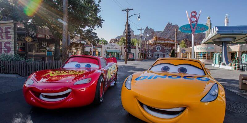 Race Car Rides At Disney World