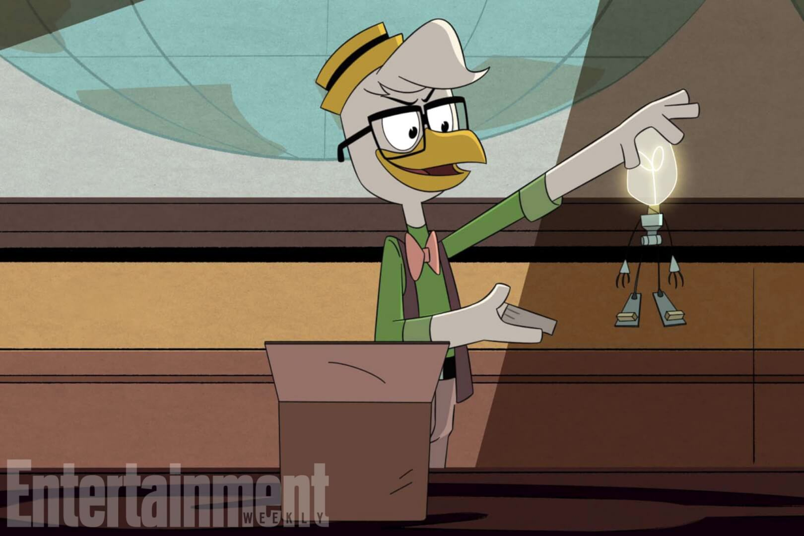 It's Donald Versus a Candle in a New DuckTales Short