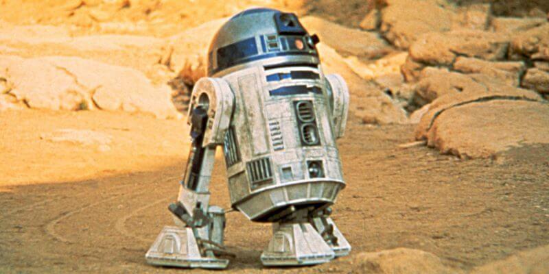 'Star Wars' R2-D2 Unit Sells for $2.76 Million