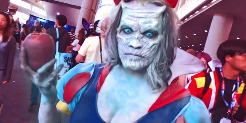 VIDEO Best Cosplay Of San Diego Comic Con 2017 Marvel DC Disney Star Wars More