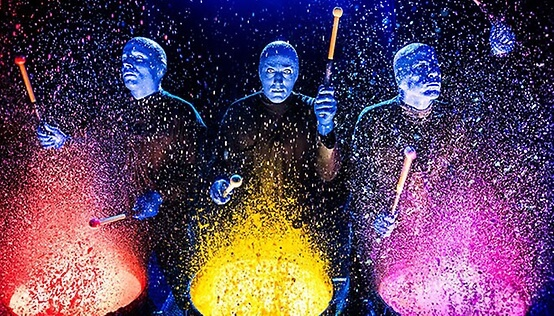 Circus act: Blue Man Group acquired