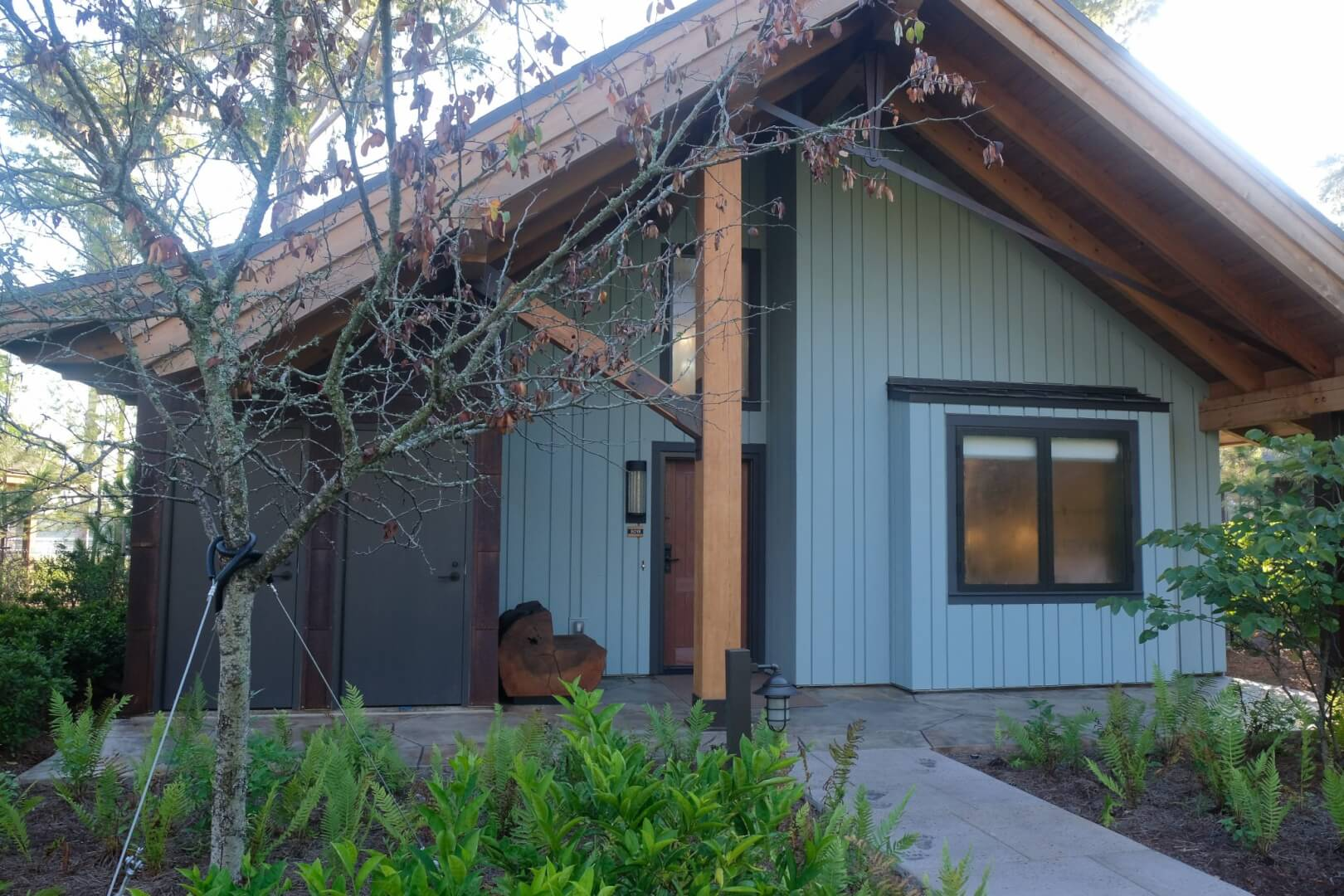 Copper creek villas cabins officially opens at walt for Cabins at wilderness lodge