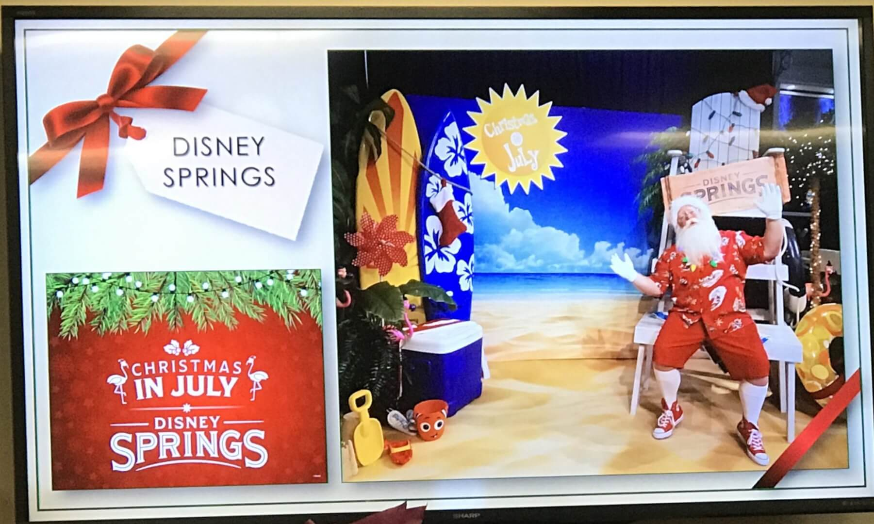 Christmas In July Disney World.Video Celebrate Christmas In July At Walt Disney World S