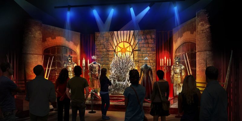 'Game of Thrones': HBO Announces Worldwide Exhibition Tour